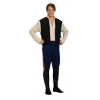 Han Solo Deluxe Adult XL